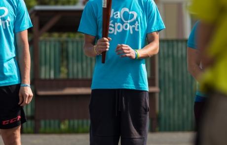 V Štrbe oslávili Deň detí športom. Účastníci spolu odbehli 262 kilometrov.