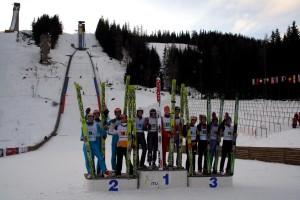 Ski jumping Strbske Pleso