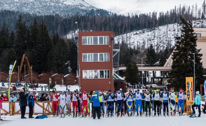 Štrbské bežky vyhrali Daniela Kotschová a Matej Baloga