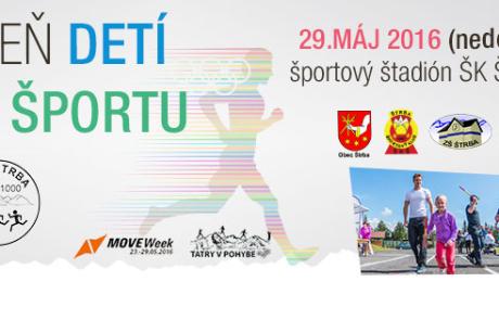 V Štrbe oslávia Deň detí a športu so športovými osobnosťami a 31. ročníkom bežeckej štafety 100×1000 metrov