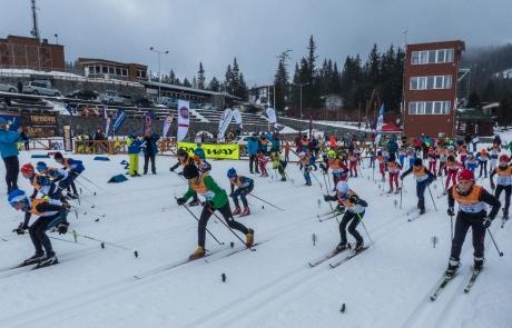 Majstrovstvá Slovenska v behu na lyžiach budú opäť na Štrbskom Plese. Súťažiť sa bude v šprinte a vytrvalostných pretekoch.