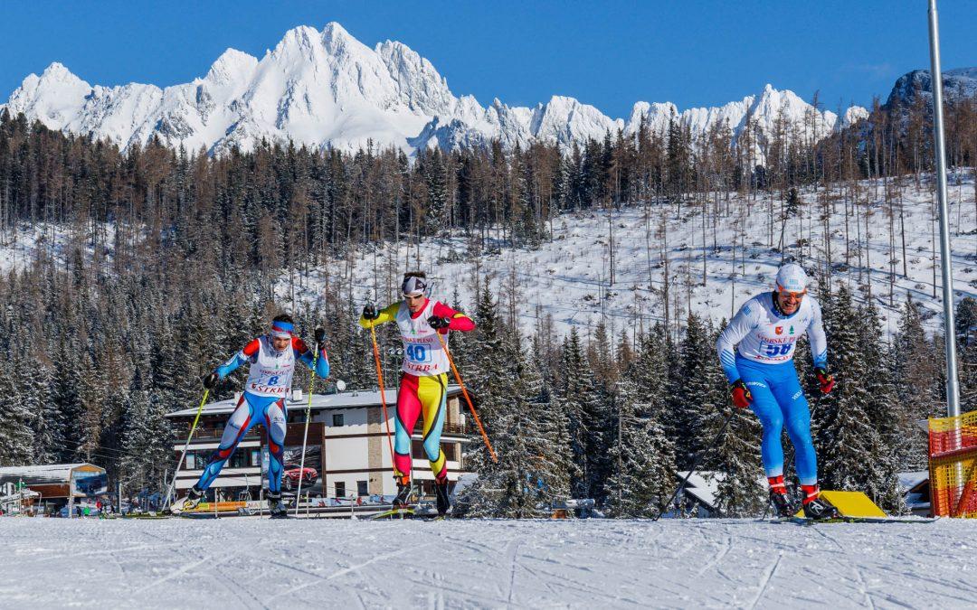 Tatranský pohár v behu na lyžiach s bohatou medzinárodnou účasťou ovládol Peter Mlynár a ukrajinské reprezentantky