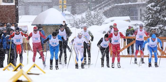 Slovenský pohár v behu na lyžiach 2012