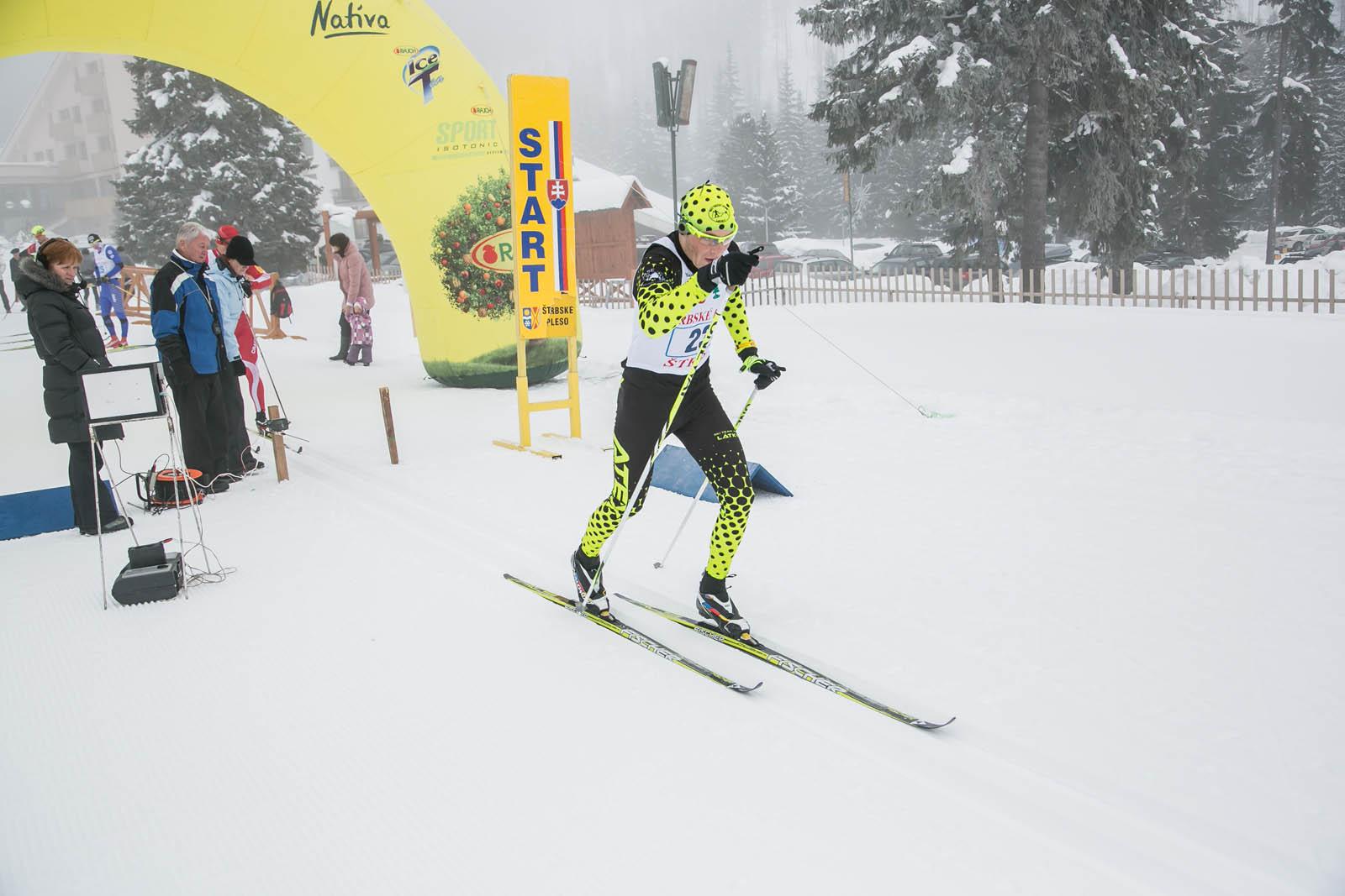 40. ročník Tatranského pohára v behu na lyžiach bol slávnostne ukončený