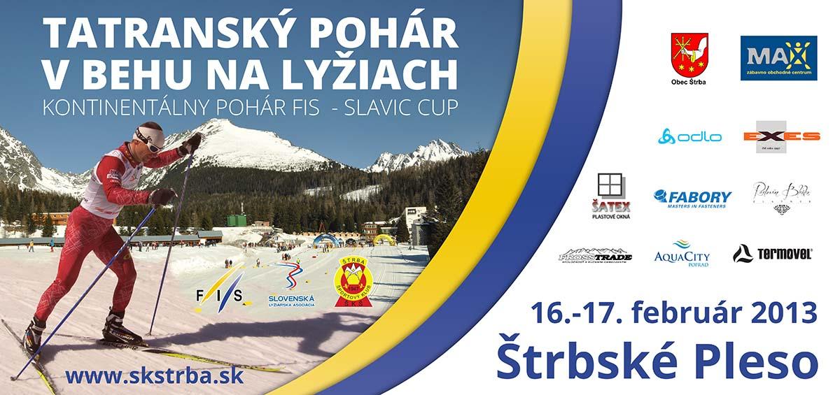 Na Štrbskom Plese sa uskutoční Kontinentálny pohár FIS v behu na lyžiach