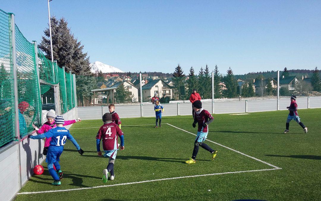 Futbalový turnaj U11 Memoriál Pavla Jaška
