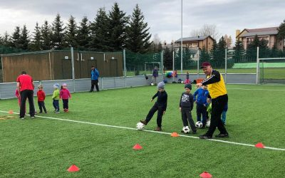 Detský futbalový krúžok a prípravka