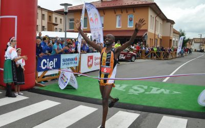 V Štrbe pretekalo 821 športovcov a Keňan Njeri prekonal 20 ročný rekord Malého štrbského maratónu