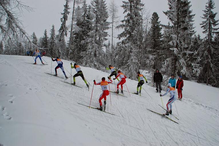 Na Štrbskom Plese sa stretol rekordný počet profesionálnych aj rekreačných bežcov na lyžiach