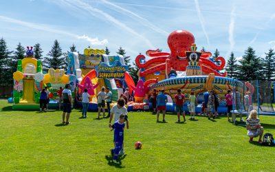 Prvý ročník detského športového festivalu