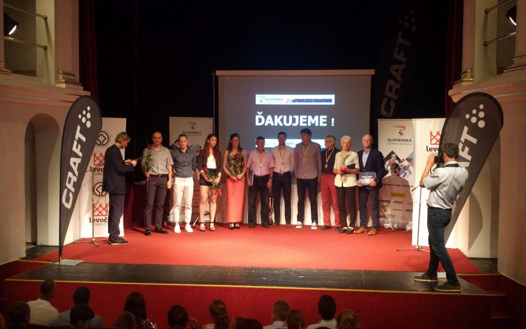 Vyhodnotenie Slovenského pohára v behu na lyžiach 2017/2018