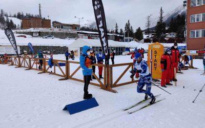 Slovenský pohár v behu na lyžiach v sprísnenom režime