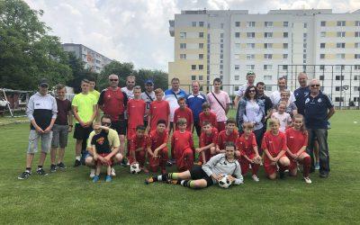 Zájazd do Trnavy na prípravný zápas so skúškou pre mládežnícke družstvo