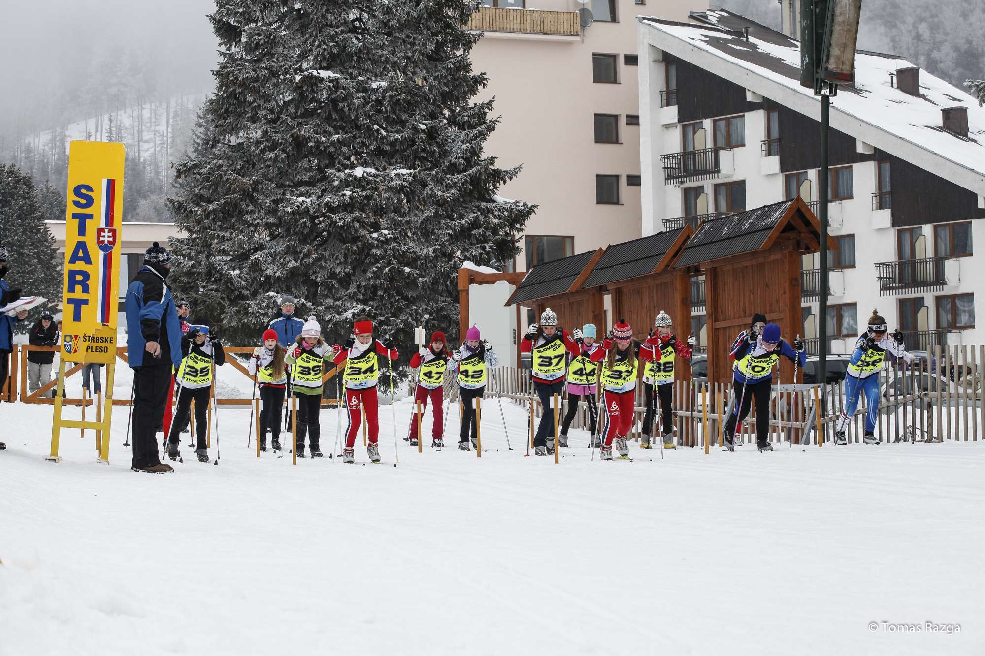 Tatranská lyžiarská liga 16.3.2016
