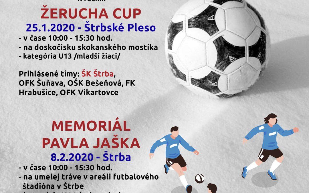 Futbal hráme aj v zime