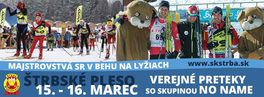Majstrovstvá SR 15. – 16. marec 2014