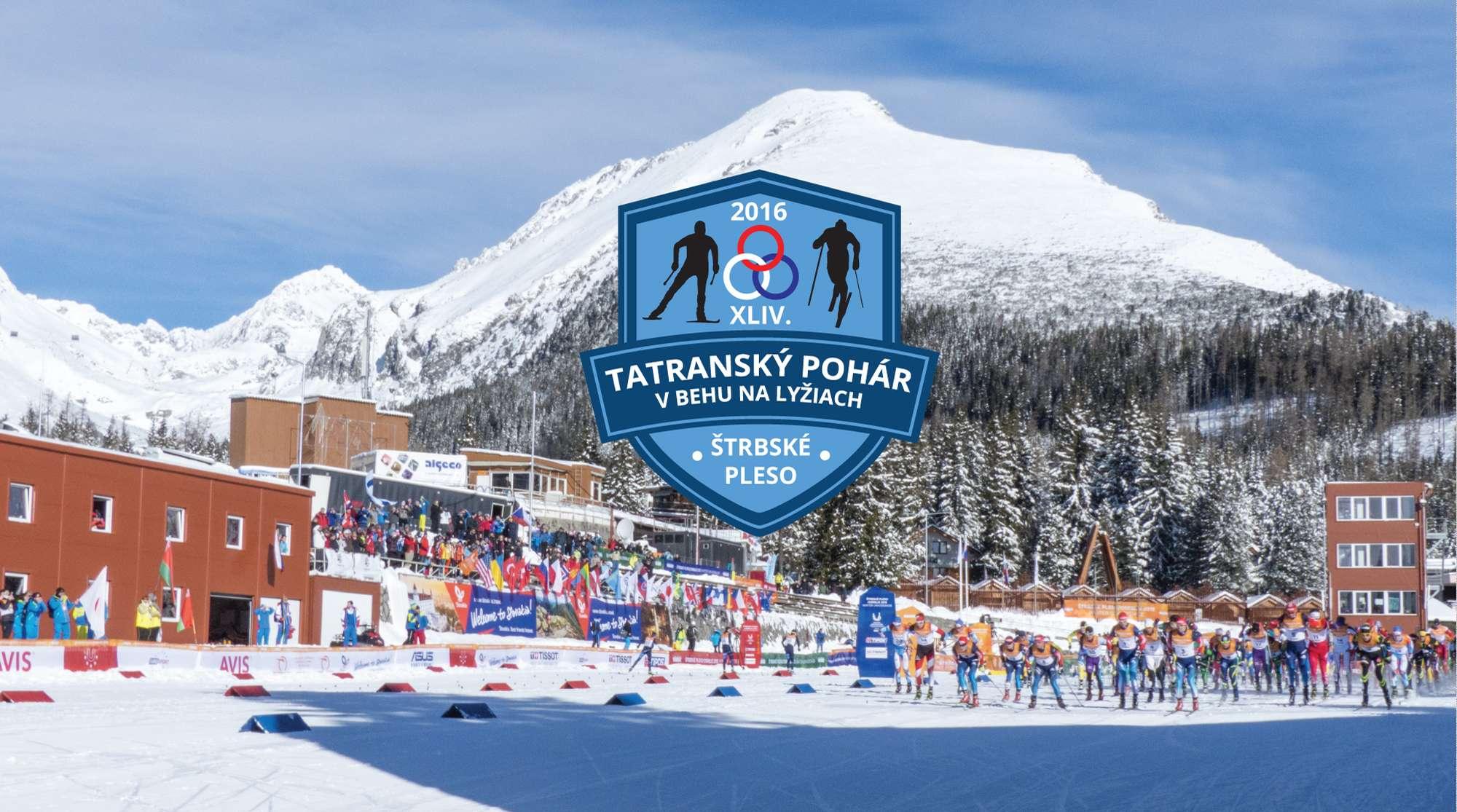 Štrbské Pleso je pripravené na 44. ročník Tatranského pohára v behu na lyžiach