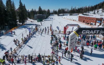 Na Štrbskom Plese vo výborných podmienkach súťažilo o majstrovské tituly v behu na lyžiach 509 štartujúcich