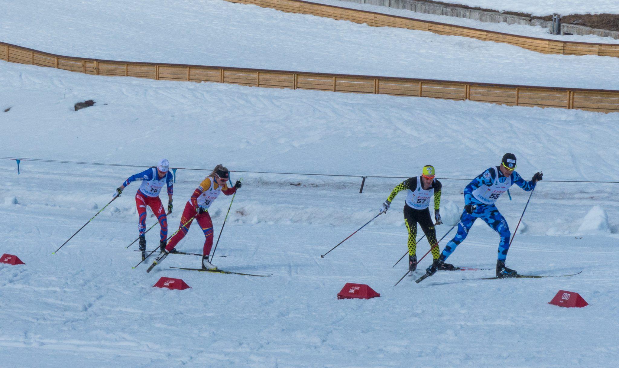 Na medzinárodných Majstrovstvách Slovenska v behu na lyžiach sa predstavia pretekári z celého Slovenska i z krajín Vyšehradskej štvorky
