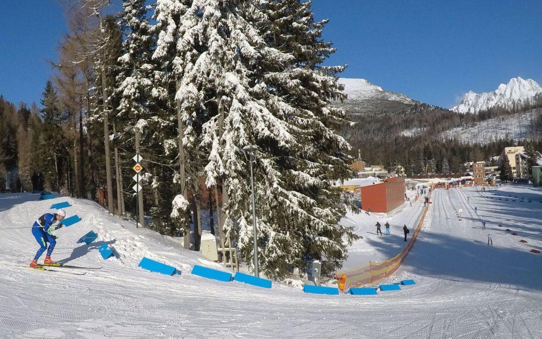 Tatranský pohár v behu na lyžiach a vrtkavé počasie preverilo pretekárov z piatich krajín