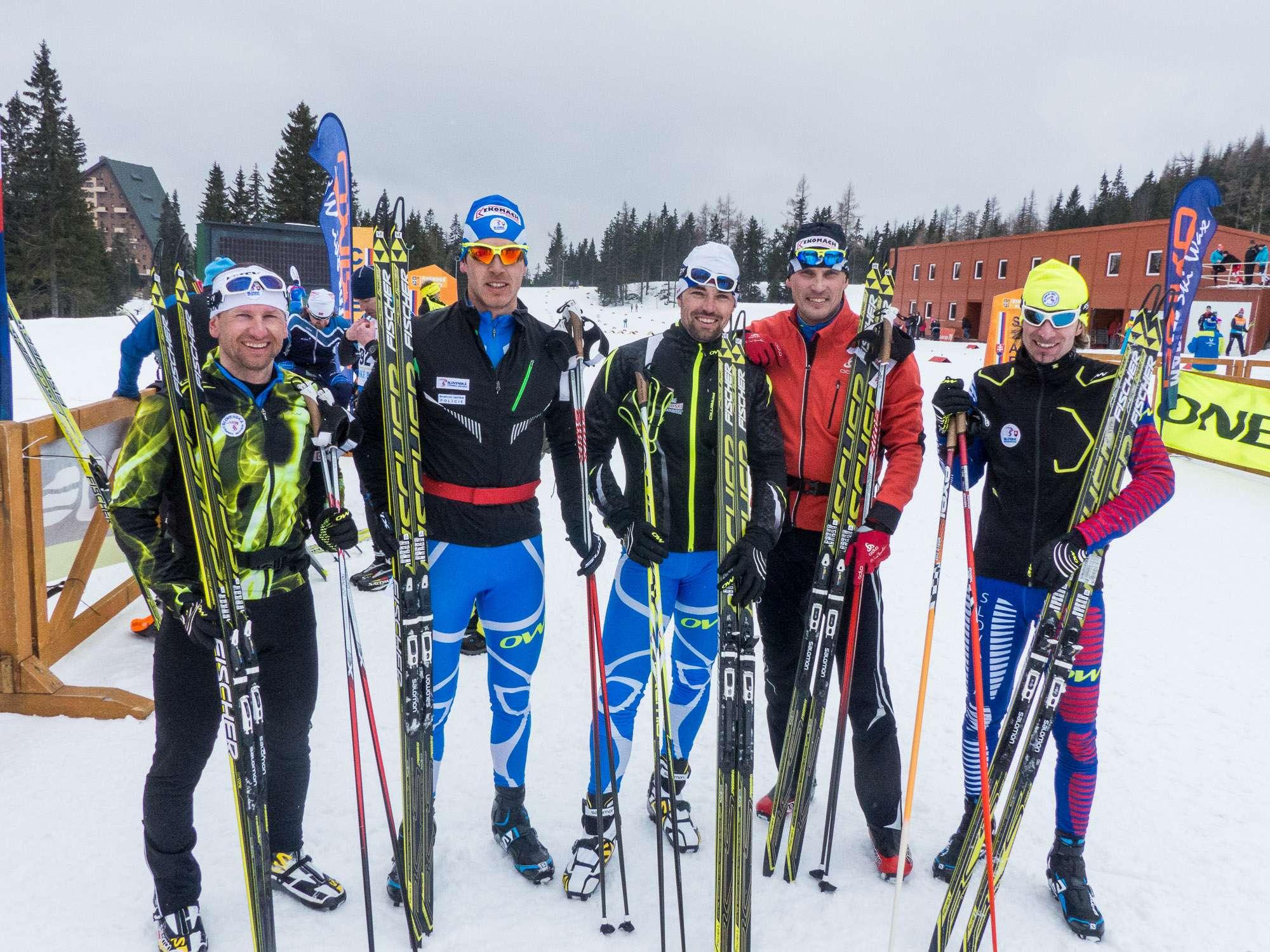 Štrbské Pleso opäť hostilo Majstrovstvá Slovenskej republiky v behu na lyžiach